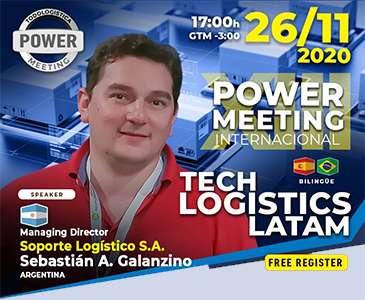 Power meeting TodoLogística